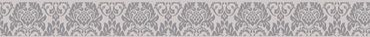 Carta da parati - A.S. Création Only Borders 9 in Beige Marrone