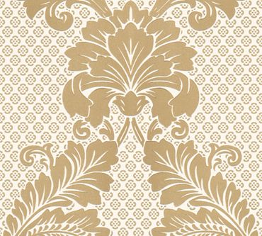 Carta da parati - Architects Paper Luxury wallpaper in Crema Metalizzato
