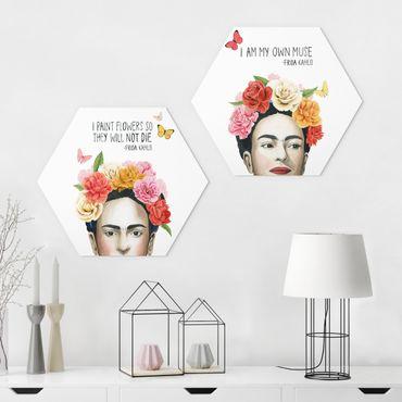 Esagono in forex - Pensieri Set I di Frida