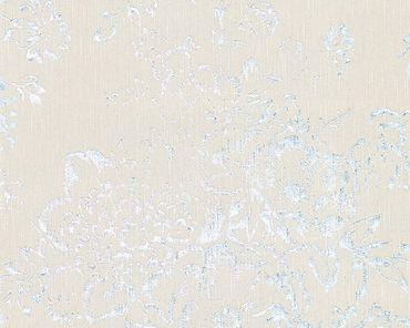 Carta da parati - Architects Paper Metallic Silk in Grigio Metalizzato