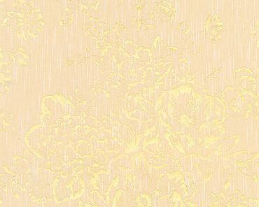 Carta da parati - Architects Paper Metallic Silk in Crema Metalizzato