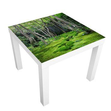 Carta adesiva per mobili IKEA - Lack Tavolino Growing Trees