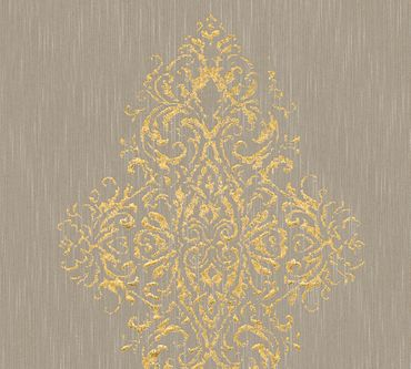 Carta da parati - Architects Paper Luxury wallpaper in Beige Metalizzato