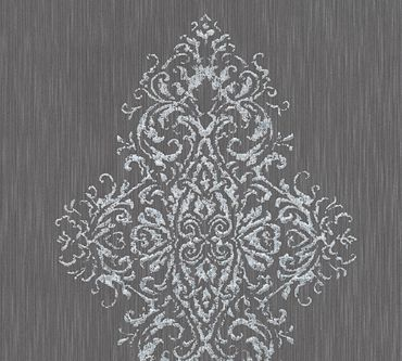 Carta da parati - Architects Paper Luxury wallpaper in Grigio Metalizzato