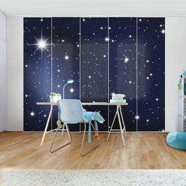 Tende scorrevoli set - Stars