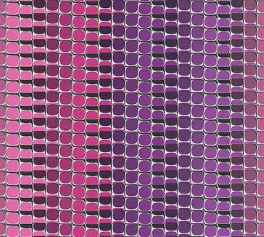 Carta da parati - Livingwalls Harmony in Motion by Mac Stopa in Grigio Rosso Lilla