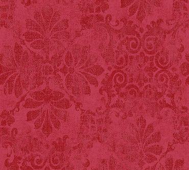 Carta da parati - A.S. Création Memory 3 in Metalizzato Rosso