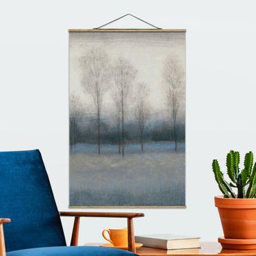 Foto su tessuto da parete con bastone - Ultima Autumn I - Verticale 3:2