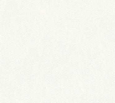 Carta da parati - A.S. Création Meisterputz 15 m in Bianco