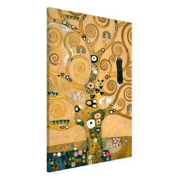 Lavagna magnetica - Gustav Klimt - Tree Of Life - Formato verticale 2:3