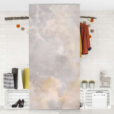 Tenda a pannello - Onyx marble gray - 250x120cm
