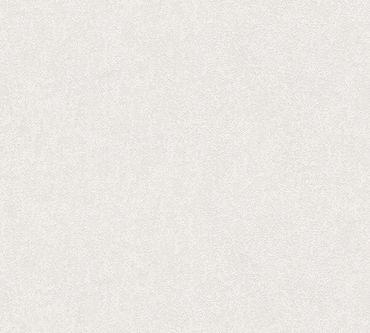 Carta da parati - Livingwalls Jette 4 in Crema Grigio Metalizzato