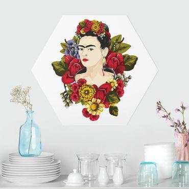 Esagono in forex - Frida Kahlo - Roses