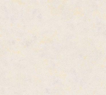 Carta da parati - Architects Paper Kind of White by Wolfgang Joop in Crema Metalizzato Lilla