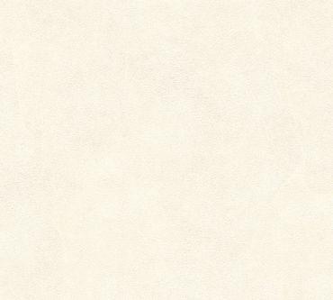 Carta da parati - Architects Paper Kind of White by Wolfgang Joop in Crema Metalizzato Bianco