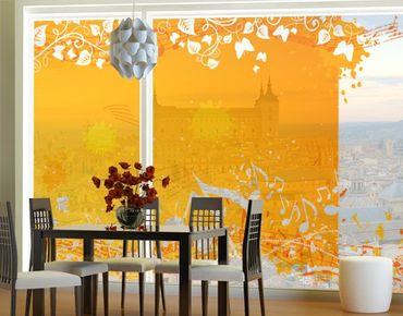 XXL Pellicola per vetri - Autumn