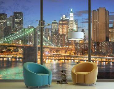 XXL Pellicola per vetri - Manhattan Panorama