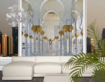 XXL Pellicola per vetri - Mosque In Abu Dhabi