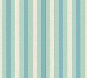 Carta da parati - Lars Contzen Artist Edition No. 1 Pyjama Preféré in Blu Verde