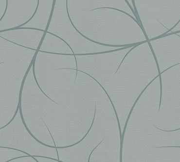 Carta da parati - Lars Contzen Artist Edition No. 1 Elegance in Greenhouse in Grigio