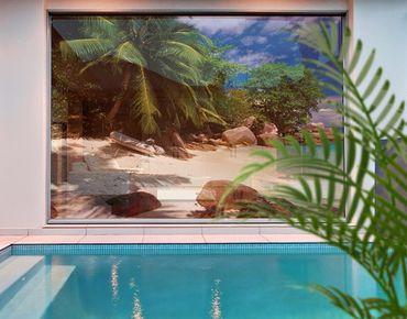 XXL Pellicola per vetri - Honeymoon in Hawaii