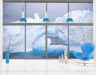 XXL Pellicola per vetri - Antarctic Iceberg