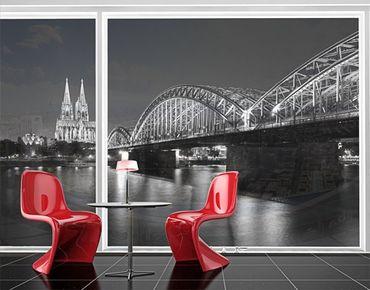 XXL Pellicola per vetri - Cologne At Night II