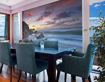 XXL Pellicola per vetri - At The Sea In Cornwall