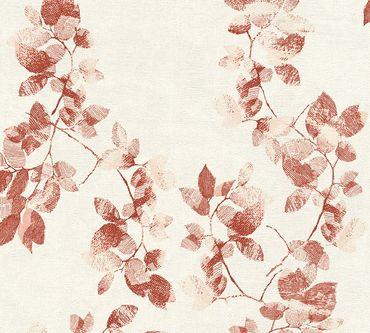Carta da parati - Livingwalls Daniel Hechter 5 in Crema Rosso