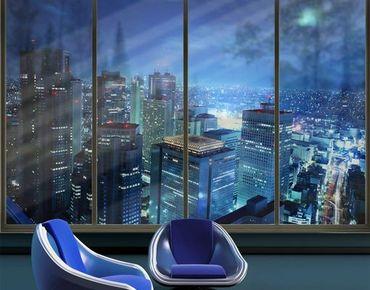XXL Pellicola per vetri - The Atmosphere In Tokyo