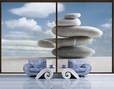 XXL Pellicola per vetri - In Balance