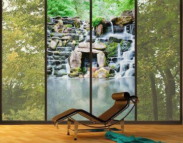 XXL Pellicola per vetri - Waterfall