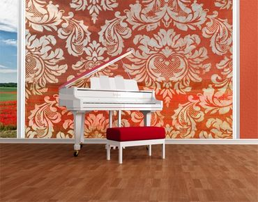 XXL Pellicola per vetri - Baroque Wallpaper
