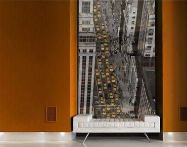 XXL Pellicola per vetri - Taxi in Manhattan