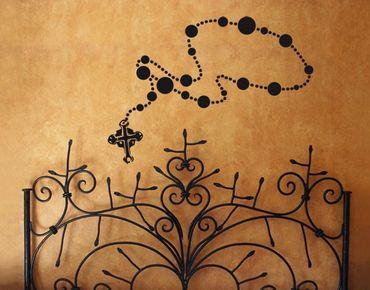 Adesivo murale no.UL833 Rosary Chain