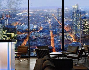 XXL Pellicola per vetri - Frankfurt