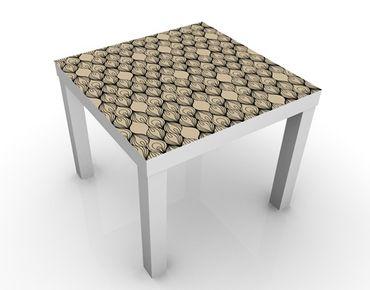 Tavolino design African Filaments