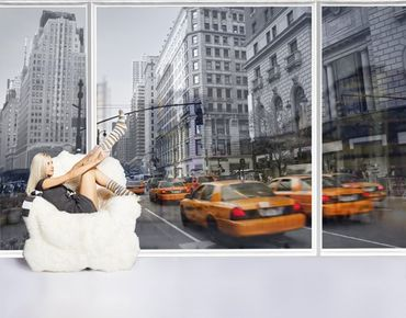 XXL Pellicola per vetri - New York, New York!