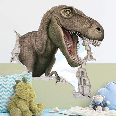 Adesivo murale - Dinosaur T - Rex