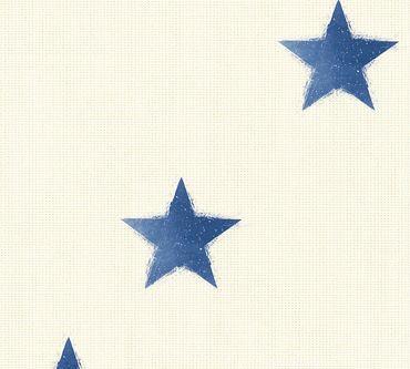 Carta da parati - A.S. Création Côte d`Azur in Beige Blu