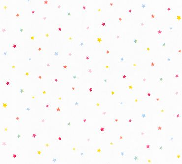 Carta da parati - Esprit Esprit Kids 5 in Multicolore Bianco