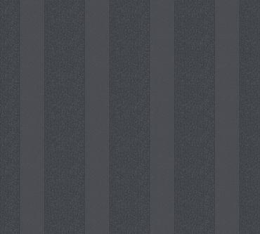 Carta da parati - Esprit Esprit 13 Minimalistic Authenticity in Metalizzato Nero