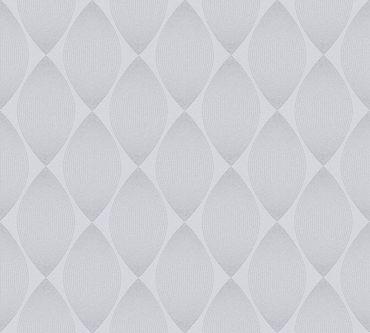 Carta da parati - Esprit Esprit 13 Minimalistic Authenticity in Grigio Metalizzato