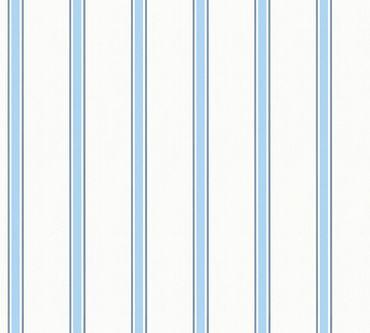 Carta da parati - Esprit Esprit Kids 5 in Blu Bianco