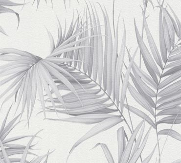 Carta da parati - Michalsky Living Dream Again in Bianco Grigio