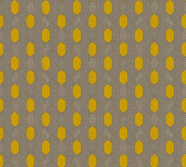 Carta da parati - Architects Paper Absolutely Chic in Giallo Grigio Beige