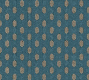 Carta da parati - Architects Paper Absolutely Chic in Blu Grigio Beige