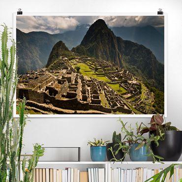 Poster - Machu Picchu - Orizzontale 2:3