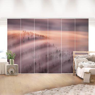 Tende scorrevoli set - Nebbia Flood