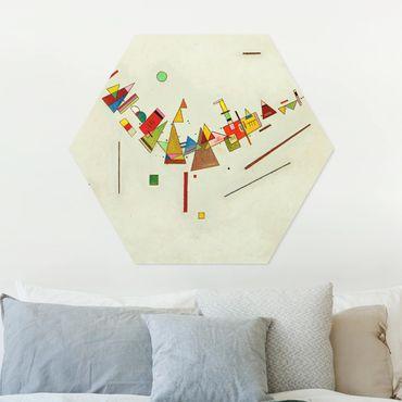 Esagono in forex - Wassily Kandinsky - Angular Momentum